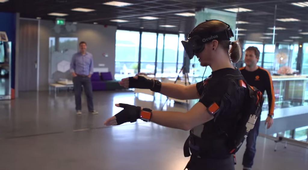 Oculus Rift   Xsens Motion Capture   Unity 3D   YouTube
