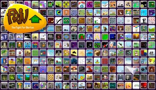Friv: Mini-juegos en cantidad.
