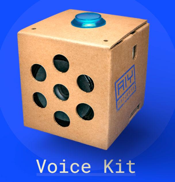 Una caja que habla.