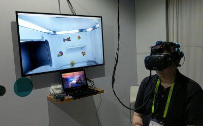 Lectura neuronal para VR