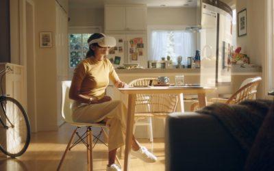 Infinite Office, una oficina en realidad virtual